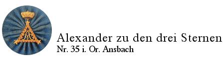 Freimaurerloge Ansbach